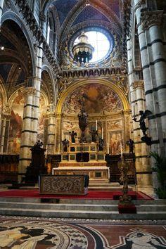 Dom von Siena - Siena Tuscany, Italy