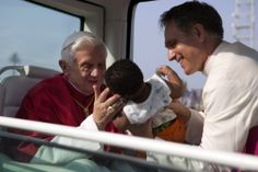 PRO-LIFE CONFERENCE IN VATICAN WITH POPE BENEDICT XVI