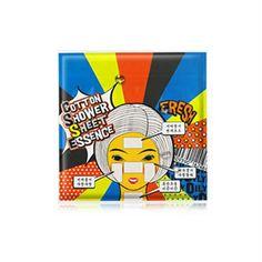 MIZON Cotton shower sheet essence Oily skin type * Free shipping #MIZON