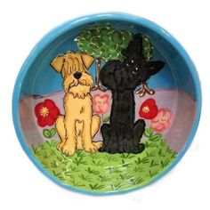 Wags and Whiskers Dog Bowl