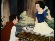 Snow White - Someday My Prince Will Come (Barbra Streisand)