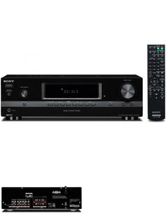 Stereo Receivers: New Sony 270 Watt 2 Ch Home Stereo Hi-Fi Receiver Amplifier Am Fm Aux-In Remote -> BUY IT NOW ONLY: $159.95 on eBay!