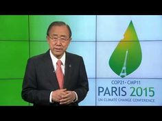 UN HOME PAGE FOR PARIS. Get Smart about this international Climate Change Conference, at the United Nations website, with links to videos, events, and happenings in Paris 2015 Un Climate Change Conference, Ban Ki Moon, Paris Climate, Paris 2015, Constitutional Rights, Messages, Earth Science, Global Warming, First World