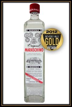 Maraska Maraschino Drink Recipes