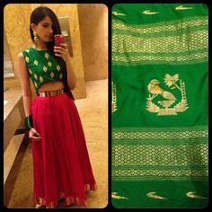 The awesome nishka lulla Indian Attire, Indian Ethnic Wear, Indian Outfits, Ethnic Fashion, Indian Fashion, Lehenga Pattern, Ethenic Wear, Sari Dress, Indian Gowns Dresses