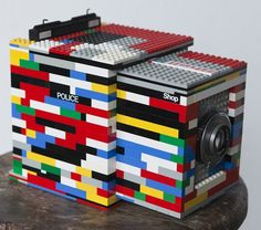 DIY Lego large-format cam actually works - CNET