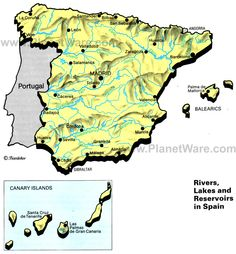 20 Best Spain Maps Historical images
