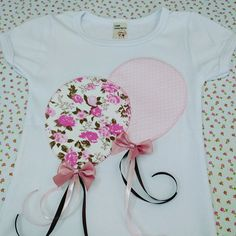 Baby look infant balloons Supernatural Styl- Baby look infantil balões Supernatural Styl Baby look infant balloons Supernatural Styl - Fashion Kids, Diy Fashion, Sewing For Kids, Baby Sewing, Mode Outfits, Girl Outfits, Shirt Diy, Diy Kleidung, Little Girl Dresses