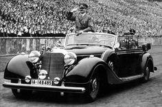 Hitler's Mercedes