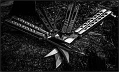 Balisong (Butterfly Knife)