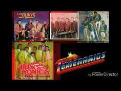 """LOS CAMINANTES"""". LOS BUKIS"""". LOS TEMERARIOS""""  BRONCO"""" LOS YONIC'S.  PURAS BUENAS   MIX - YouTube"""