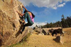 www.boulderingonline.pl Rock climbing and bouldering pictures and news daila ojeda: Summer