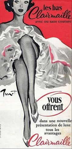 hosiery stockings nylon 60s