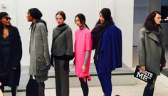 With First Fashion Show, Banana Republic Shoots Straight for the Middle - Racked