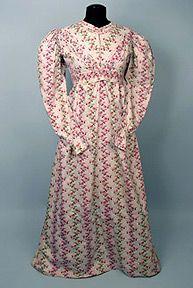 Tasha Tudor's dress (auctioned)