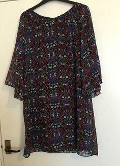 Buy here at #vinteduk http://www.vinted.co.uk/womens-clothing/mini-dresses/5953311-retro-style-print-pretty-boho-vintage-style-dress-tunic