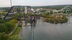 Panorama   Heidepark   Germany