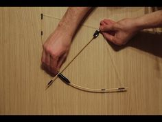 Be ready when the zombies attack! Make a bow and arrow out of a coat hanger.   http://youtu.be/-ivHd2LX8fY