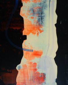 "Saatchi Art Artist Jim Harris; Painting, ""Night Garden."" #art"