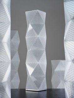 geometric luminaires