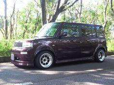 Hayashi street wheels  #scion #toyota #bB #xB #scionxb #toyotabb