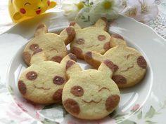 Pikachu cookies :D