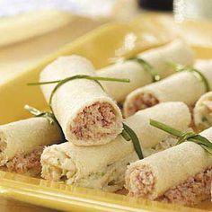 Diploma Sandwiches Recipe
