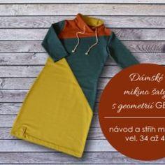 Klobouček s krempou nebo kšiltem Couture, Wetsuit, Sewing Patterns, Swimwear, Fabric, Jackets, Clothes, Blog, Fashion