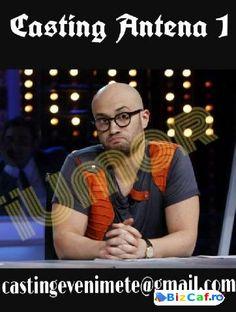 Casting public spectator emisiune nou la Amtena 1 cu Mihai Bemdeac in juriu Plata 20ron durata