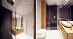 desain interior apartemen minimalis modern colorful 4