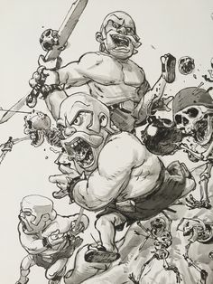 #kimjunggi #clashofclans #coc #arttoyculture #drawing #illustration #livedrawing