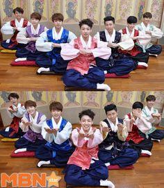 Bangtan Boys ♥ They look soo cute here!!