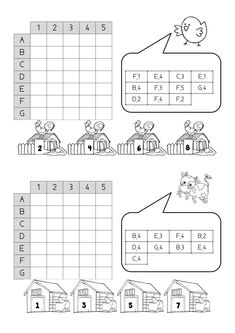 Açıkça belirtilmiş bir başlangıcı ve sonu olan Graph Paper Art, Exercise For Kids, Brain Teasers, Bullet Journal Inspiration, Computer Science, Kids And Parenting, Worksheets, Kindergarten, Preschool
