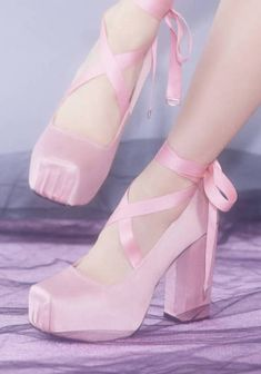 """""""I am upsetti that these heels sold out :c"""" Kawaii Fashion, Cute Fashion, Fashion Shoes, Fashion Outfits, Fancy Shoes, Pretty Shoes, Cute Shoes, Kawaii Shoes, Kawaii Clothes"""