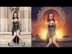 Dark Queen – Photo Manipulation Effect Tutorial Photoshop CC | Photoshop Tutorials