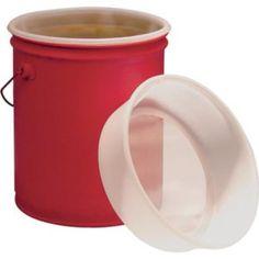 5 gallon bucket biodiesel filter. Smart!
