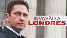 "Confira ""Invasão a Londres"" na Netflix"