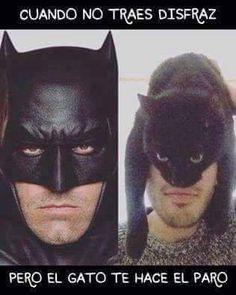 Cosplay Batman