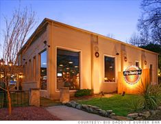 Big Daddy's Burger Bar, Charlotte, NC
