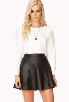 Street-Femme A-Line Skirt | FOREVER21 - 2000091885