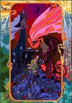 Http://funnylogo.info/logo/godzilla/grass/Bienvenidos%20a%20mi%20post.aspx. Http://k46.kn3.net/taringa/5/7/9/6/4/D/morteze/1B9.png. El Artista de deviantART Jian Guo, seleccionó momentos del Del Señor de los Anillos Y el Silmarillion, y los plasmó...