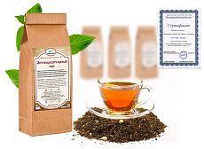 травяной чай от паразитов