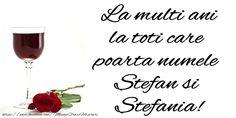 Felicitari de Sfantul Stefan - La multi ani Stefania - mesajeurarifelicitari.com Arabic Calligraphy, Arabic Calligraphy Art