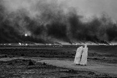 Gli incendi ai pozzi petroliferi che trasformarono il Kuwait in un inferno durante la Guerra del Golfo