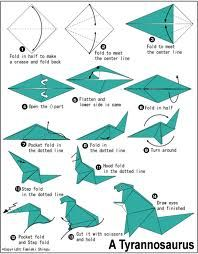 Fold Your Own Origami Shark At Home Oceana craftsfabric arts