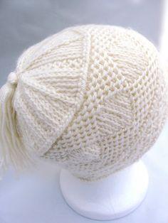 twined knitting, tvåändsstickning