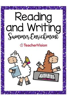 An elementary summer learning reading packet with 4 reading activities that'll keep your students engaged and build their reading and writing skills. Reading Resources, Reading Activities, Reading Skills, Writing Skills, Teacher Resources, Enrichment Activities, Writing Practice, Upper Elementary, Teaching Tips