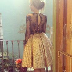 #cocktel #dress #code