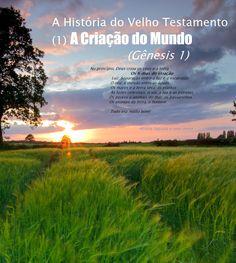Bíblia Sagrada e seus livros: A Criação do Mundo (Gênesis 1)