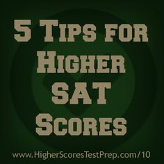 How do I compile my SAT score?